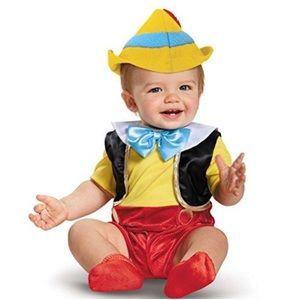 Baby Pinocchio Costume